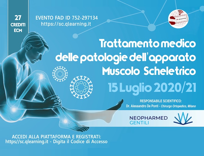 Fino al 15/07/21-Apparato Muscolo Scheletrico