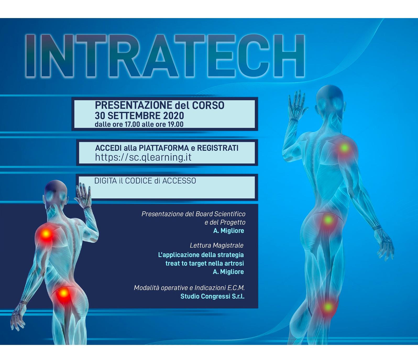 30/09/20-Intratech: Presentazione