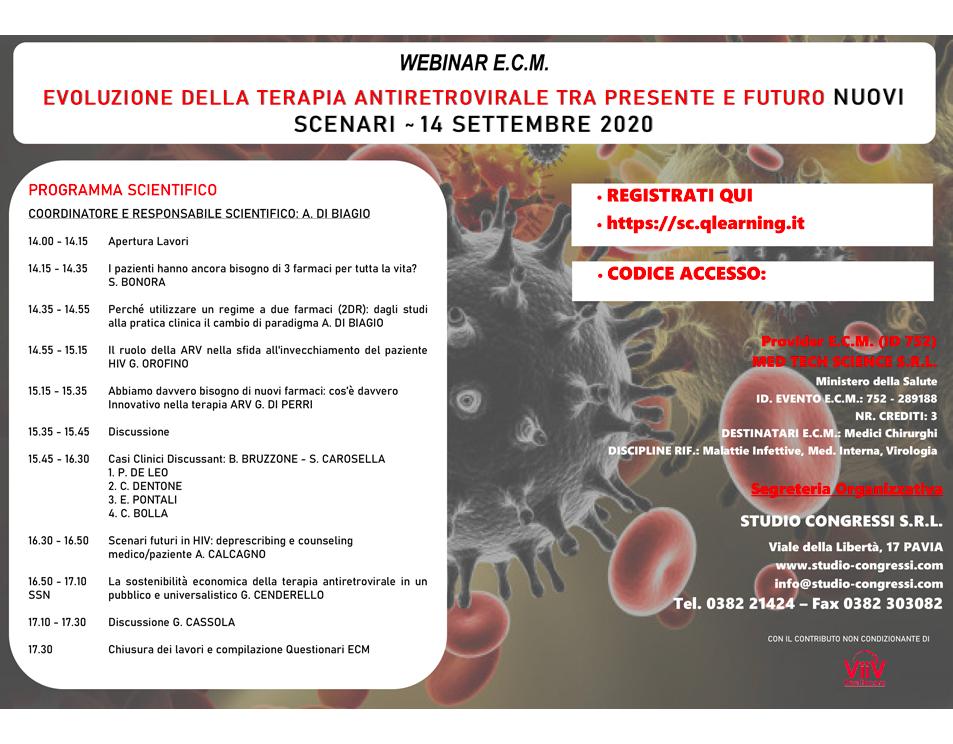 14/09/20-Terapia antiretrovirale